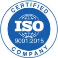Sistema Qualità certificato UNI EN ISO 9001:2015